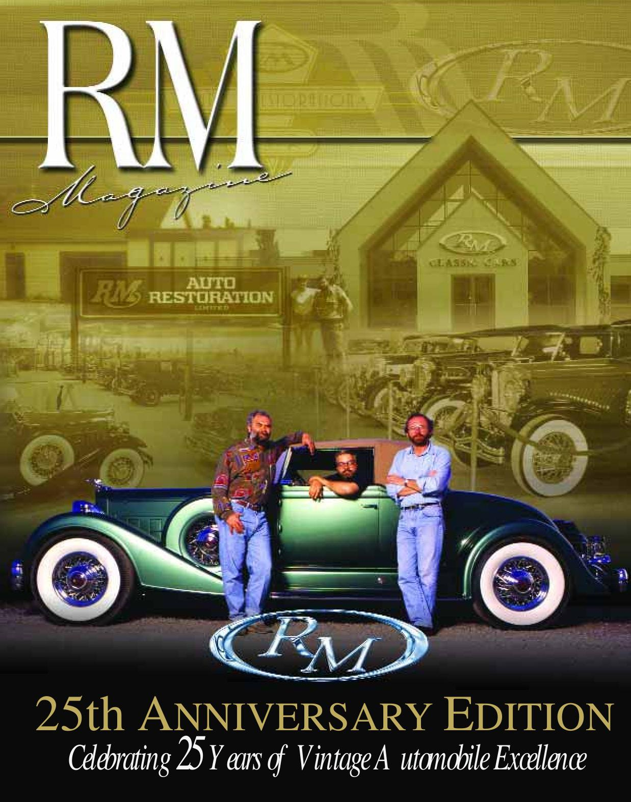 July 2004 Issue - 25th Anniversary Edition