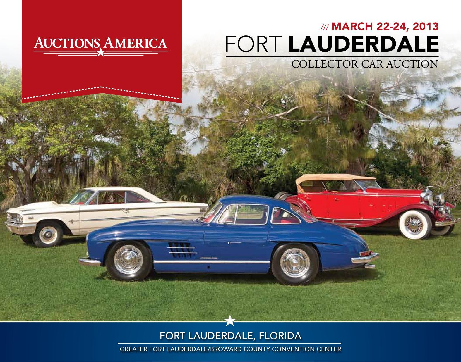 Fort Lauderdale, 2013